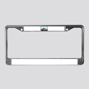 San Francisco Coit Tower License Plate Frame