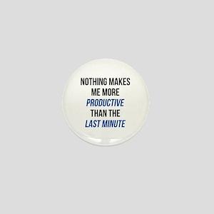 Last Minute Mini Button