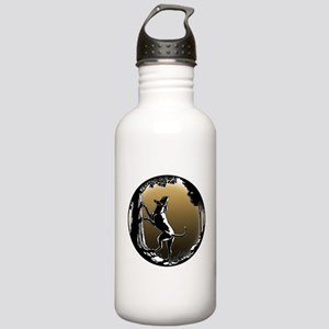 Hound Dog Art Hunting Stainless Water Bottle 1.0L