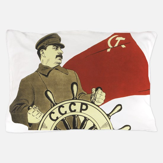 Unique Stalin Pillow Case