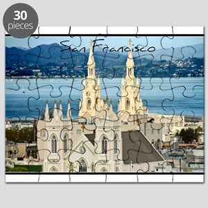 San Francisco Church Puzzle