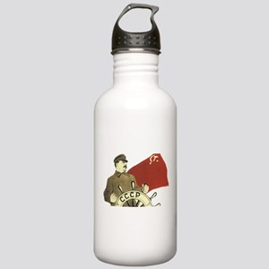 stalin communist sovie Stainless Water Bottle 1.0L