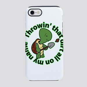 Dirt on my name iPhone 8/7 Tough Case