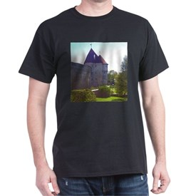 It's Peaceful Here T-Shirt