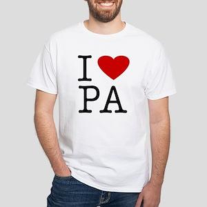 I Love Pennsylvania (PA) Kids T-Shirt
