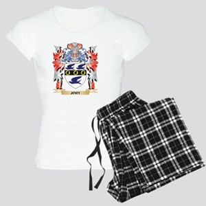 Jory Coat of Arms - Family Crest Pajamas