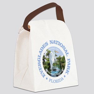 Everglades NP Canvas Lunch Bag
