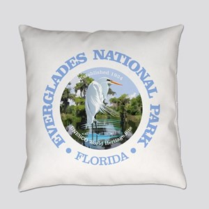 Everglades NP Everyday Pillow
