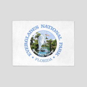 Everglades NP 5'x7'Area Rug