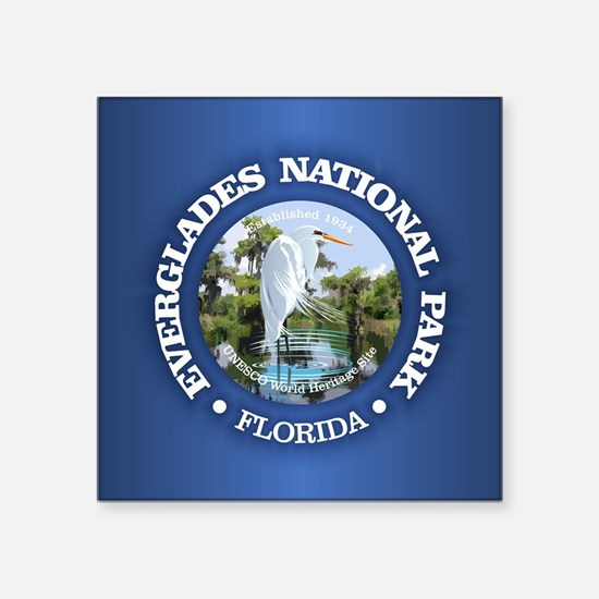 Everglades NP Sticker