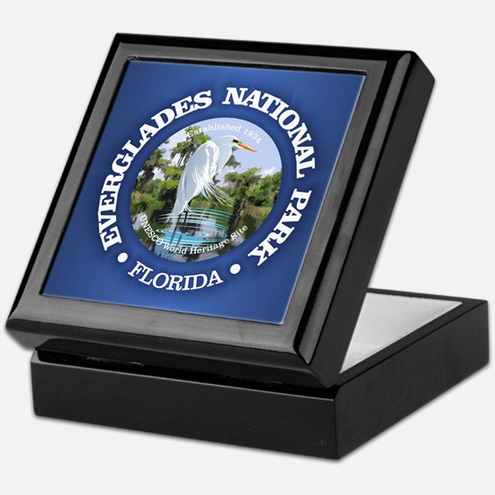 Everglades NP Keepsake Box