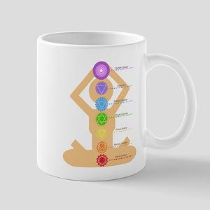 The Chakras Mugs
