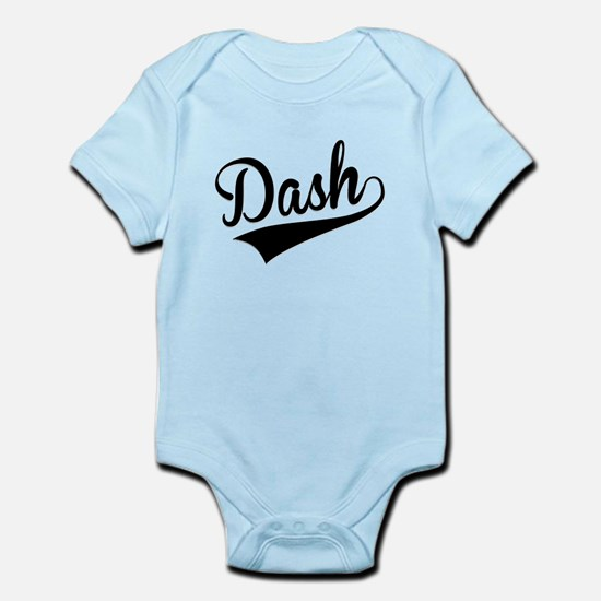 Dash, Retro, Body Suit