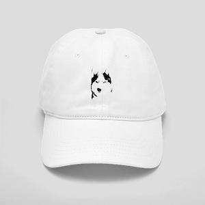 Husky Bi-Eye Husky Dog Cap