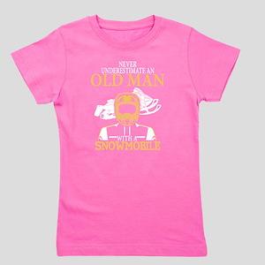 Snowmobile T Shirt T-Shirt