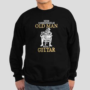 Guitar Player T Shirt Sweatshirt