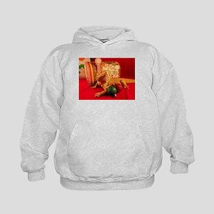 Christmas Lizard Sweatshirt
