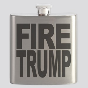 Fire Trump Flask