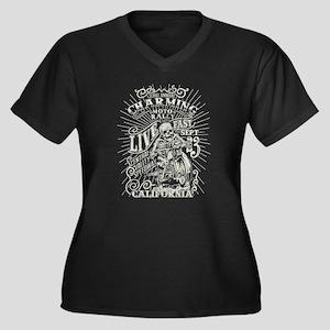 Biker T Shirt Plus Size T-Shirt