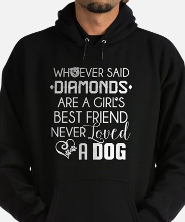Cool Diamonds Hoodie (dark)