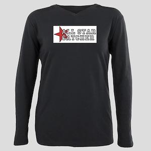 All Star Catcher Ash Grey T-Shirt