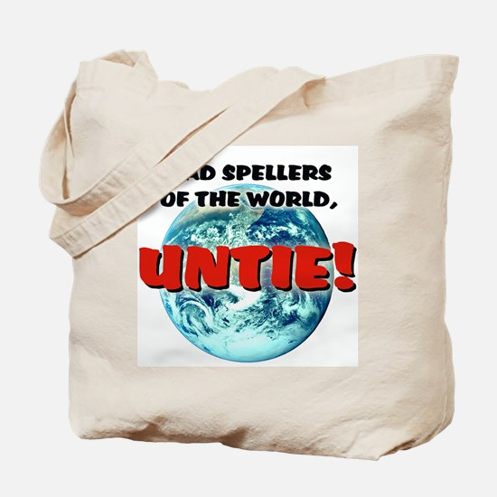 """Bad Spellers"" - Tote Bag"