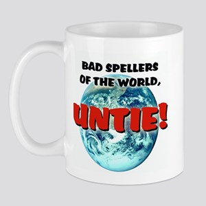 """Bad Spellers"" - Mug"