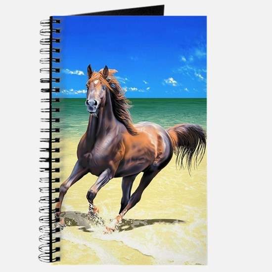 Cute Paso fino Journal