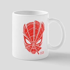 Spider-Man Red Mask Mug
