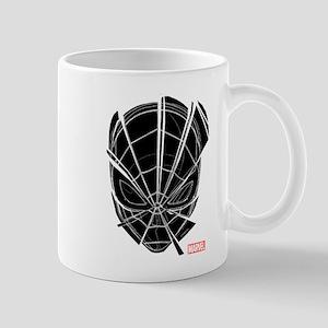 Spider-Man Black Mask Mug