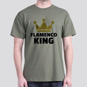 Flamenco king Dark T-Shirt