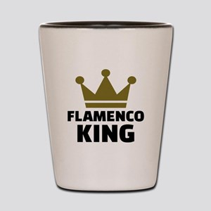 Flamenco king Shot Glass