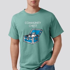 Monopoly - Community Che Mens Comfort Colors Shirt