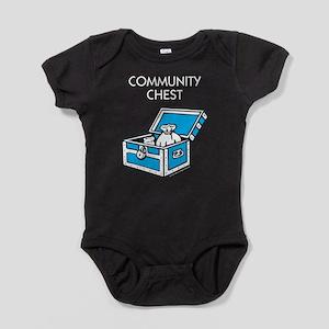 Monopoly - Community Chest Baby Bodysuit