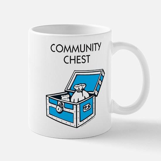 Monopoly - Community Chest Small Mug