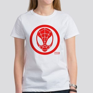 Spider-Man Shield Women's T-Shirt