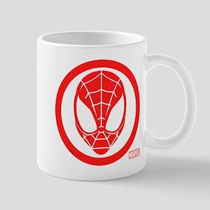 Spider-Man Shield Mug