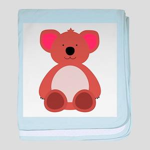 TEDDY LOVE baby blanket