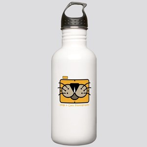 dogs and cats photogra Stainless Water Bottle 1.0L