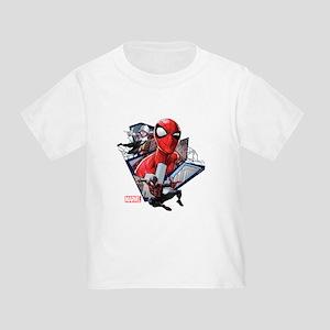 Spider-Man Trio Toddler T-Shirt