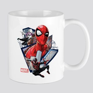 Spider-Man Trio Mug