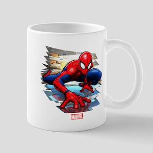 Spider-Man Wall Mug