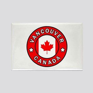 Vancouver Canada Magnets