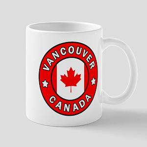 Vancouver Canada Mugs