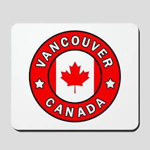 Vancouver Canada Mousepad