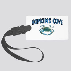 HOPKINS COVE BLUE Luggage Tag