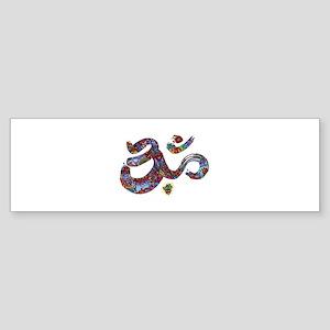 Artistic Om Bumper Sticker