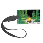 The Longest Night Luggage Tag