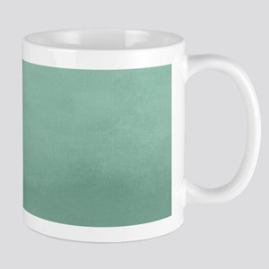 Mint Ombre Watercolor Mugs