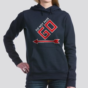 Monopoly - Do Not Pass G Women's Hooded Sweatshirt